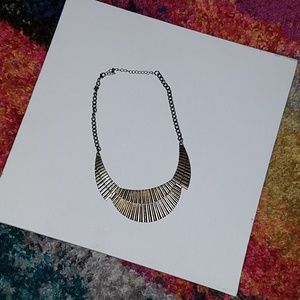 Bold Metal Necklace